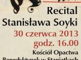 Koncert w Opactwie Benedyktynek w Staniątkach