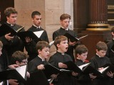 Koncert chóru opactwa Benedyktynów w Ealing