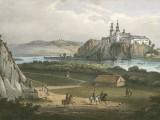 Wystawa Tyniec w malarstwie i w rycinie