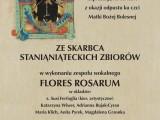 Koncert w Staniątkach z okazji odpustu ku czci Matki Bożej Bolesnej.