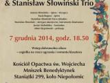Koncert na rzecz opactwa sióstr Benedyktynek w Staniątkach