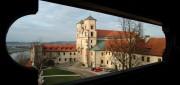 Szkolenie dla przewodników w opactwie Benedyktynów w Tyńcu