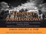Koncert Jubileuszowy – 18.03.2017