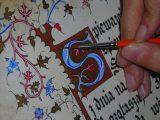 Skryptorium – Warsztaty iluminacji