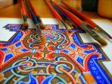 Skryptorium – warsztaty iluminacji i kaligrafii
